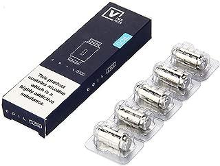 Vaptio Fusion kit 交換用 コイル Coil Head 0.8ohm 専用コイル 5個セット(銀)