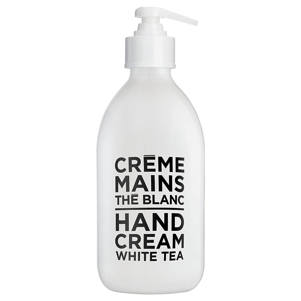 落とし穴映画耳カンパニードプロバンス ブラック&ホワイト ハンドクリーム ホワイトティー(ホワイトティーにシトラスを添えた気品ある香り) 300ml