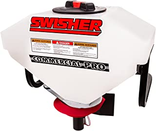Swisher 19920 Commercial Pro ATV Spreader, Opaque