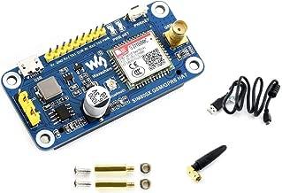 waveshare GSM GPRS Bluetooth HAT Board Quad-Band SIM800C Module for Raspberry Pi 2B/3B/3B+/Zero/Zero W/Arduino/STM32 Support SMS GPRS DTMF HTTP FTP MMS Email