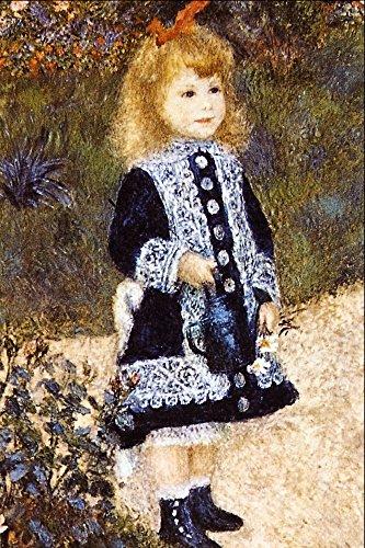 Het Museum Outlet - Meisje met de gieter van Renoir - Poster Print Online kopen (40 X 50 Inch)