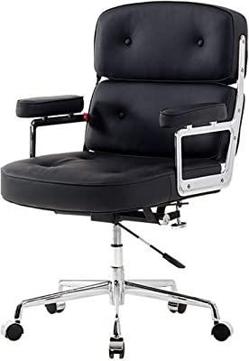 Video Game Chairs Computer Gaming Chairs Video Game Chairs Home Office Desk Chairs Height Adjustable, Ergonomic, Tilt Function Executive Swivel Computer Chair PU