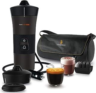 Handpresso 48312A Kit de voyage pour voiture avec cafetière portable 12 V