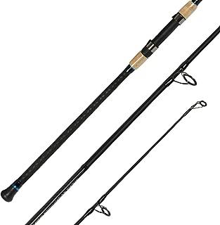 Fiblink 2-Piece Surf Spinning Fishing Rod Carbon Fiber Travel Fishing Rod(9-Feet & 11-Feet & 13- Feet)