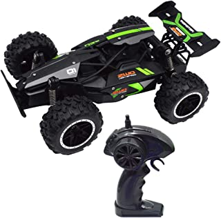 Blomiky C63R 2WD 2.4GHz 1/18 Scale High Speed RC Cars Truck Buggy Toys for Kids Bonus 1 Battery 63R Green