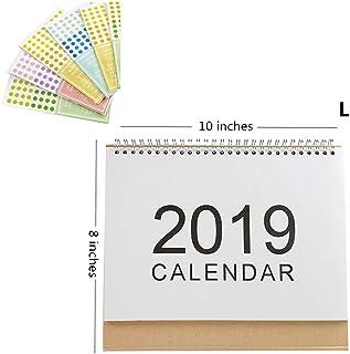 Amazon.com: sticky calendar 2019: Home & Kitchen