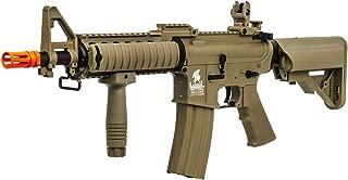 Lancer Tactical LT-02CTL-G2 Gen 2 M4 Carbine AEG Airsoft Rifle (Tan)