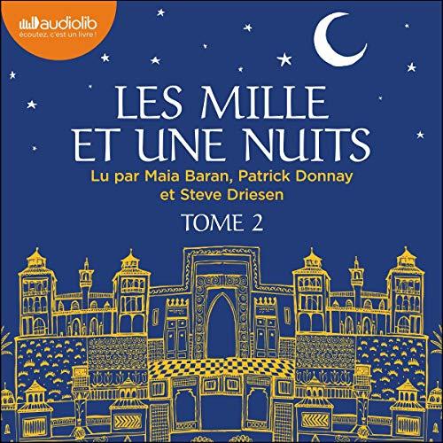 Couverture de Les Mille et Une Nuits 2