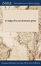 Le budget d'un sous-lieutenant: poëme (French Edition)