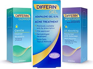 Differin Regimen Kit, Clear Skin Set
