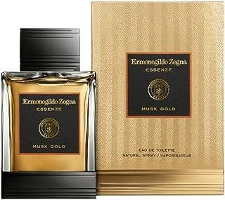 Ermenegildo Zegna Essenze Musk Gold 4.2 oz Eau de Toilette Spray