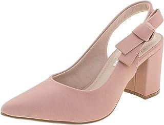 Sapato Feminino Chanel Via Marte - 197204 Rosa