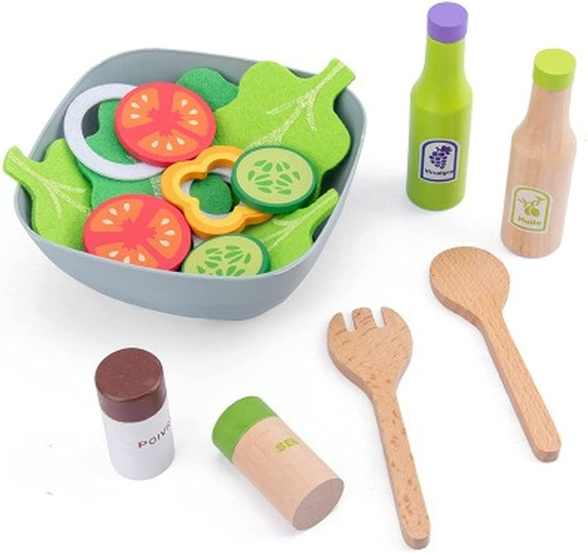 zhezuo Special Campaign Wooden Kitchen Pretend Simulation Toy All items in the store Coffee Play