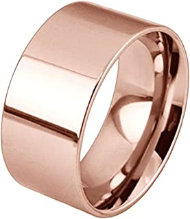 Best flat top gold ring Reviews