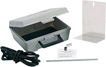 Dwyer Plastic Carrying Case for Magnehelic Gauge of Standard Range, Except High Pressure Connection, Includes 9 ft (2.7m) of 3/16
