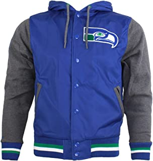 Mitchell & Ness Seattle Seahawks NFL Standings Vintage Premium Jacket