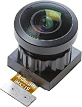 Arducam 8MP Wide Angle Drop-in Replacement for Raspberry Pi Camera Module V2, IMX219 Sensor with M12 Mount Lens, 175 Degrees FoV Diagonal
