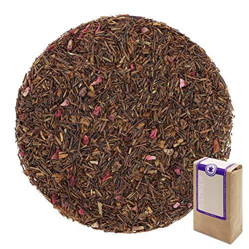Num. 1139: Te rooibos \Rooibos y crema de frambuesa\ - hojas sueltas - 100 g - GAIWAN® GERMANY - rooibos, frambuesa