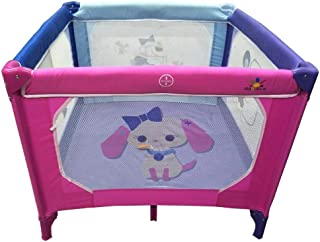 BabyLove Bed and Playard for Children, Multi Color