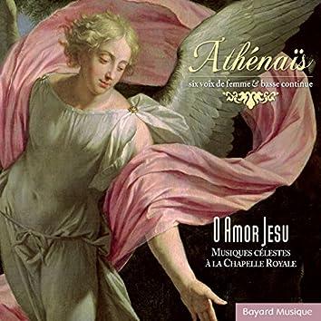 O Amor Jesu - Musiques célestes à la chapelle royale