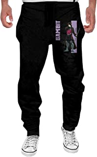 Men's Gambit Drawstring Fleece Pants Black