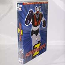 Mazinger Z {La Serie Completa En 10 Dvd's} [Ntsc/region 1 and 4 Dvd. Import - Latin America].