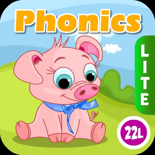 Phonics: Fun on Farm - Reading, Spelling and Tracing Educational Program...