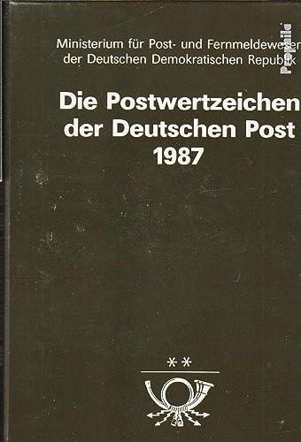 costo real Prophila Collection DDR (RDA) 1987 Jahreszusammenstellung (Sellos para los coleccionistas) coleccionistas) coleccionistas)  ventas de salida