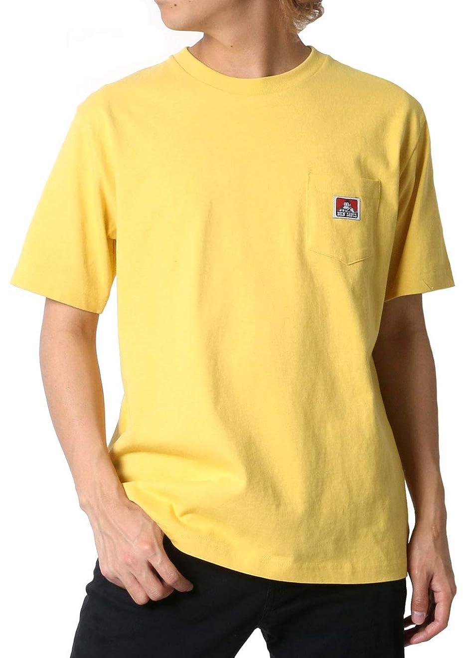 管理ノイズ導体[ベンデイビス] Tシャツ メンズ 半袖 カットソー ポケット