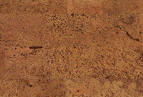 1 m² Korkfußboden zum kleben, Korkboden in Schiffsbodenoptik, Klebekork vorversiegelt und vorgeleimt, Designkork zum kleben, Fußboden aus Kork zum kleben, Fußboden Schiffsbodenoptik, Tucano natur