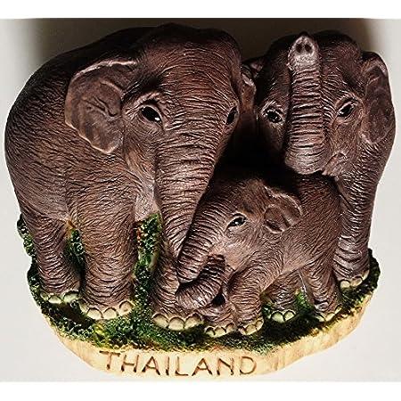 Super Aimant de réfrigérateur-BANGKOK THAÏLANDE Drapeau Thai Voyage Cool Cadeau #5636