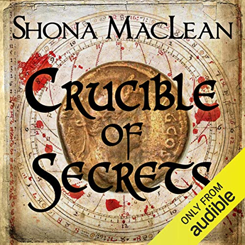 Crucible of Secrets audiobook cover art
