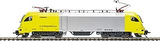 RailKing Premier Taurus ES-64-U2 Electric w/Proto-Sound 3.0, DCS, Scale Wheels - Dispolok.com (Yellow, silver)