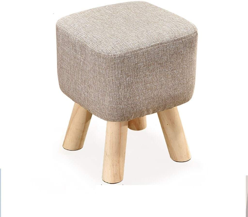 Soldering LIXIAOHONGG Foot Stool Quality inspection Small Footstools Bench