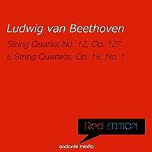 Red Edition - Beethoven: String Quartet No. 12, Op. 127 & 6 String Quartets, Op. 18, No. 1