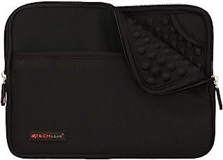TECHGEAR Pro Sleeve [10] – Étui, Housse, Sacoche de Protection Zippée en..