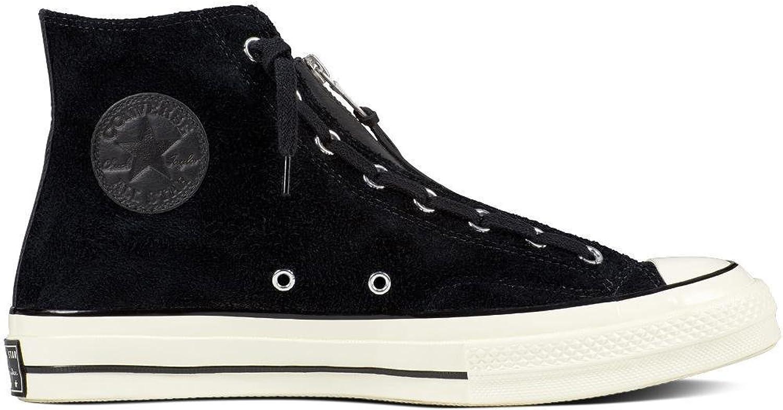 Converse Mens CTAS 70 Zip Hi Suede High-Top Fashion Sneakers