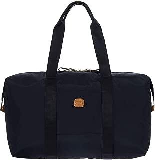 x-Travel 2.0 18 Inch Cargo Overnight Folding Duffle Bag Duffel, Navy, One Size