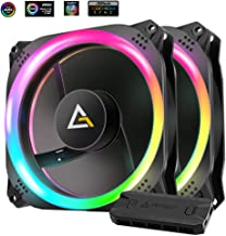 Antec Fan Prizm 140 ARGB 2+C 2 in 1 Pack with Fan Controller ARGB Retail