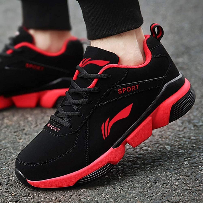 CTLNZ FonctionneHommest Chaussures Chaussures De Sport pour Hommes, Respirant, Antidérapantes, Chaussures De Sport, Printemps