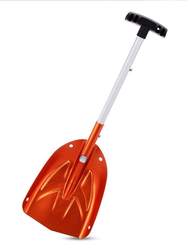 Snow Shovel NEW before selling ☆ Aluminum Utility Arlington Mall Sport Portable
