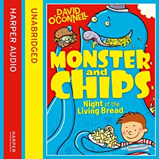 Monster and Chips: Night of the Living Bread cover art