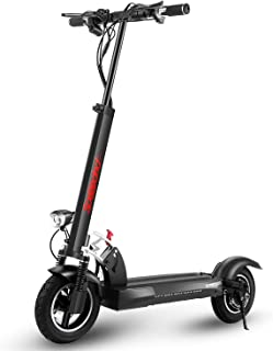 """Speedrid Electric Scooter for Adults, 500W Foldable 10"""" Commuting Electric Scooter with 36V 20Ah Large Capacity Battery, M..."""