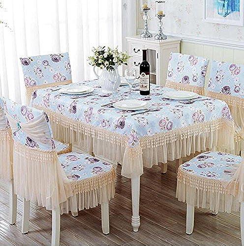 Tissu Tissu de table Table de salle à hommeger Table de salle à hommeger ( couleur   A , taille   150200cm )