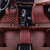 Auto Fußmatten Leder Fussmatten FüR Range Rover L405 2013-2018(LHD), Anti-Rutsch Bodenmatte Set...