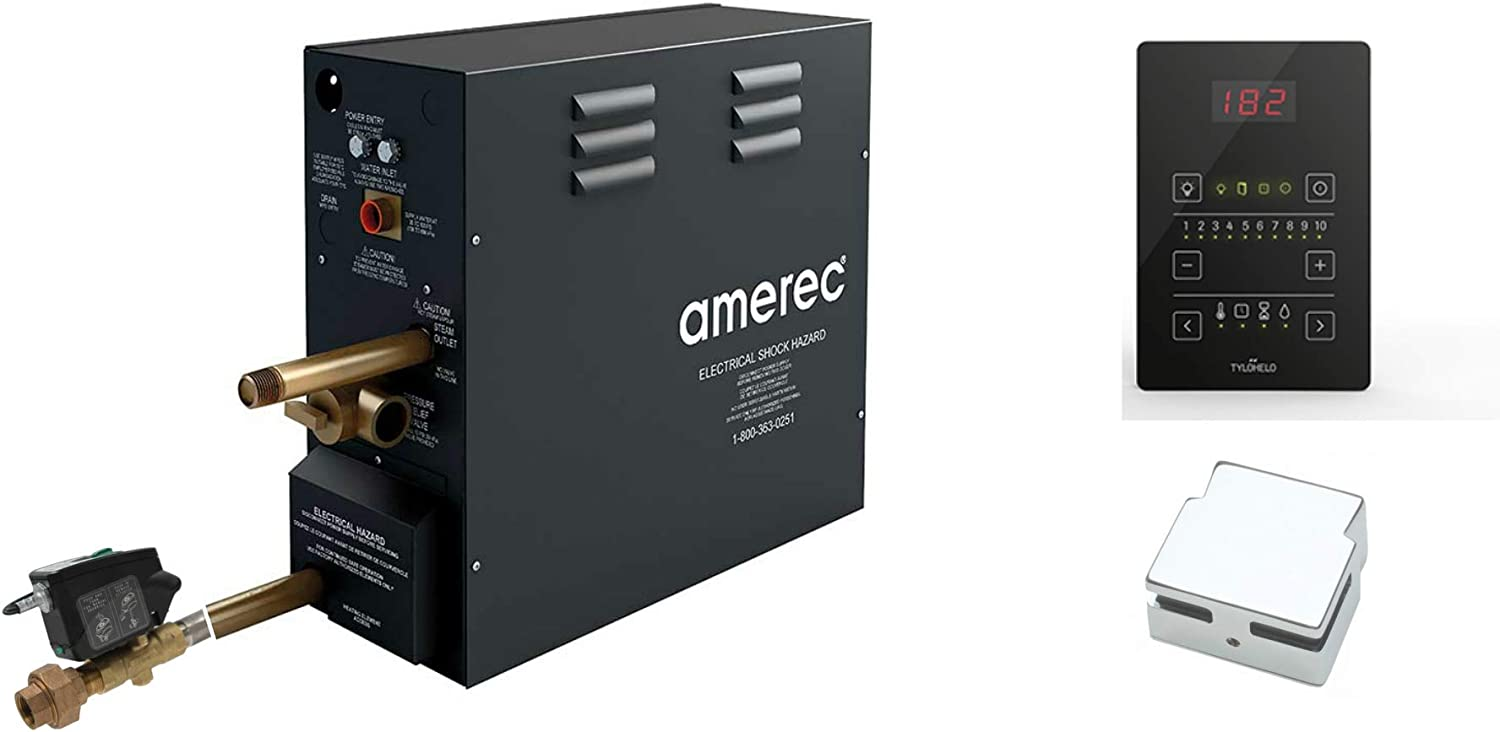 Amerec AX Series Steam Our shop most popular Year-end gift Bath Generator 2.0 Pure Au with Control -