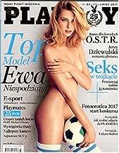Playboy Magazine Polish July 2017