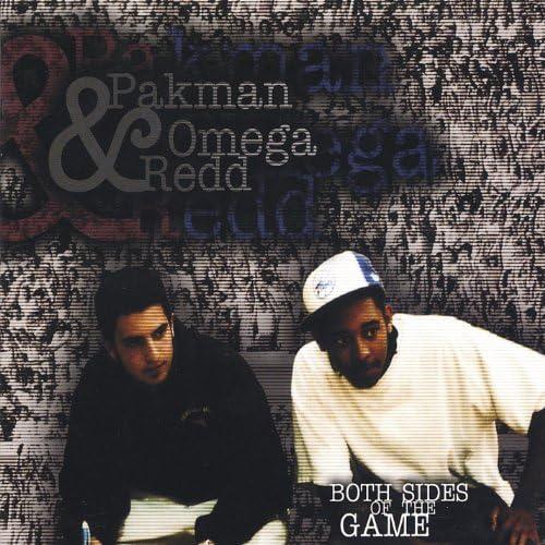 Pakman & Omega Redd