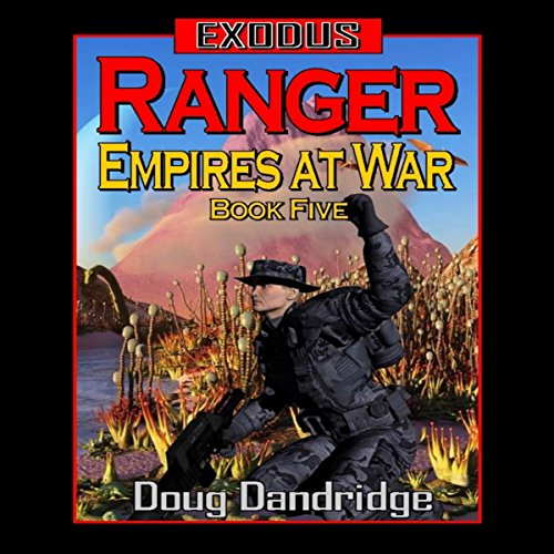 Ranger audiobook cover art