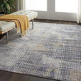 Marca de Amazon - Movian Veleka, alfombra rectangular, 228,6 de largo x 66 cm de ancho (diseño geométrico)